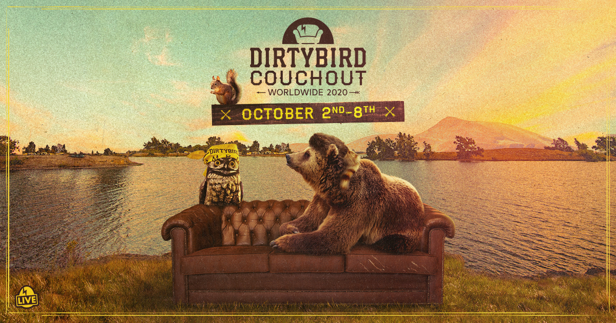 Dirtybird Couchout
