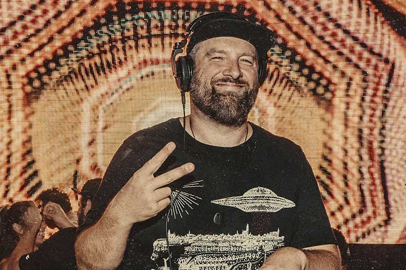 Meet, Greet and eat with claude vonstroke